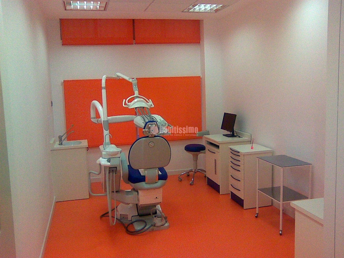 Foto reforma clinica dental asisa de dise o - Clinica dental segovia ...