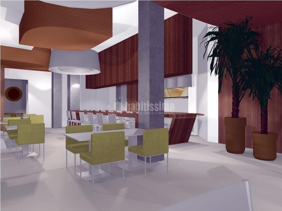 Decoraci n de nueva cafeter a en almer a ideas decoradores - Decoracion almeria ...