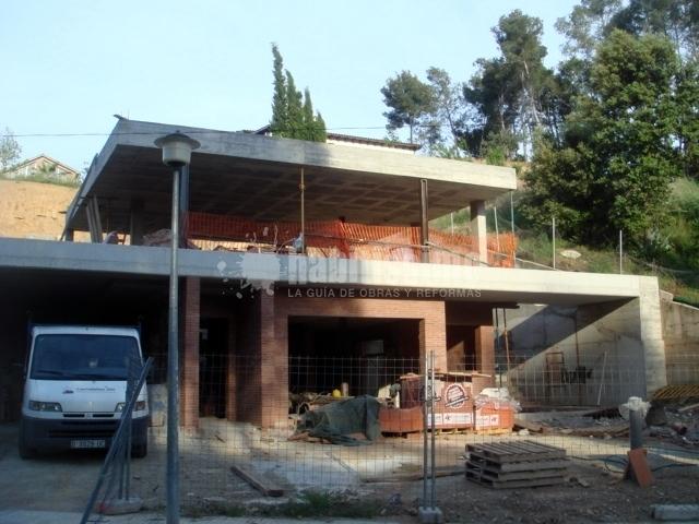 Vivienda unifamiliar aislada proyectos construcci n casas - Construccion vivienda unifamiliar ...