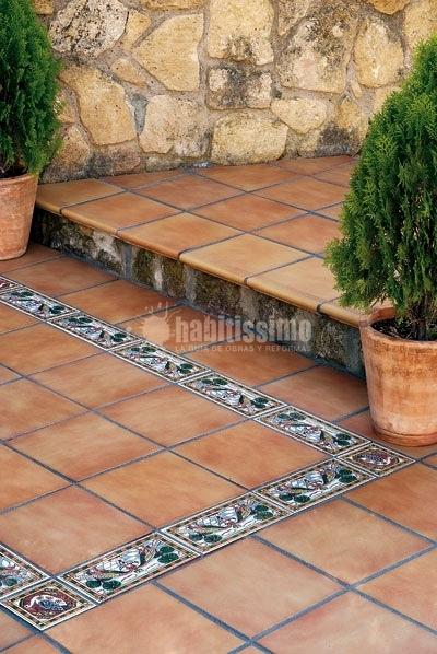 Colocaci n de suelo en terraza ideas impermeabilizaciones - Suelos para terraza ...
