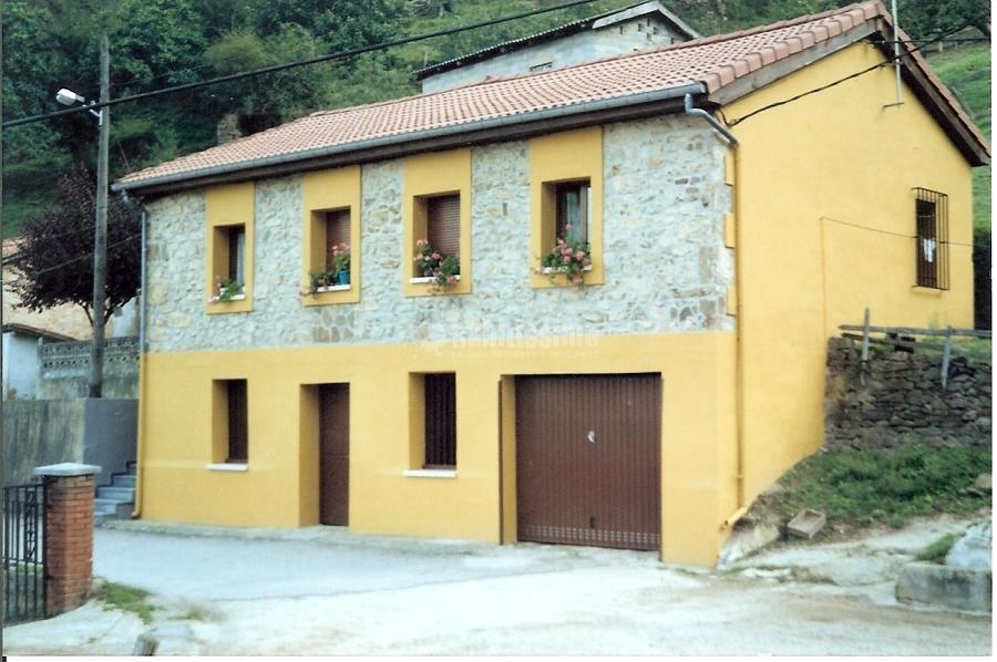 Foto rehabilitacion de fachadas de casas rurales de - Rehabilitacion casas rurales ...