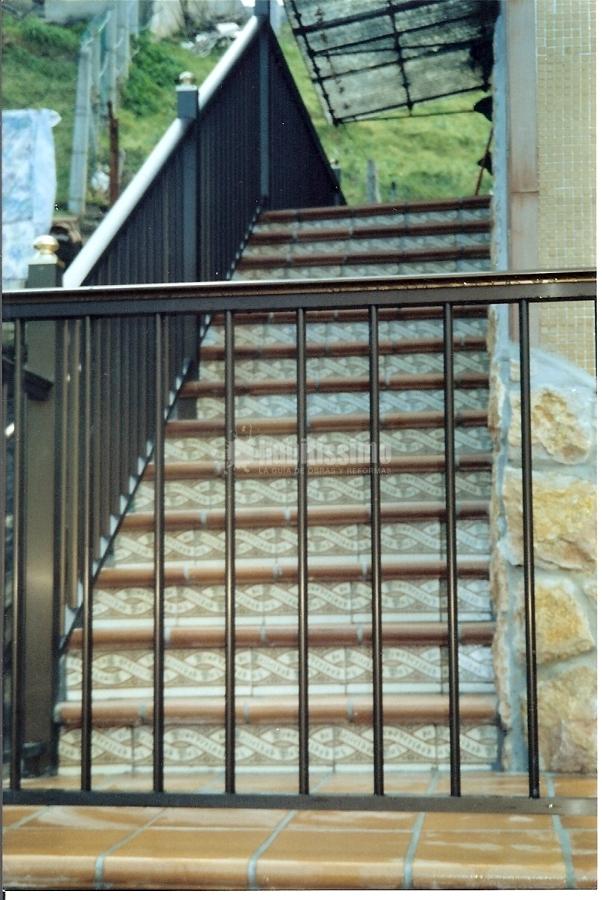 Reforma De Escalera