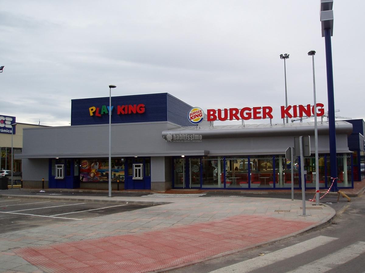 Restaurante Burguer King en Mijas-Malaga