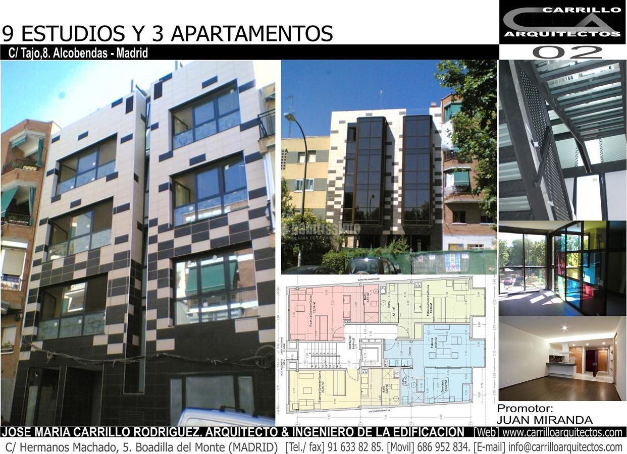 Lofts en Alcobendas
