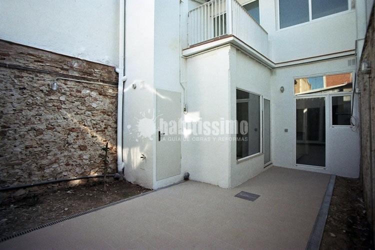 Reforma de dos apartamentos ideas arquitectos - Reformas de apartamentos ...