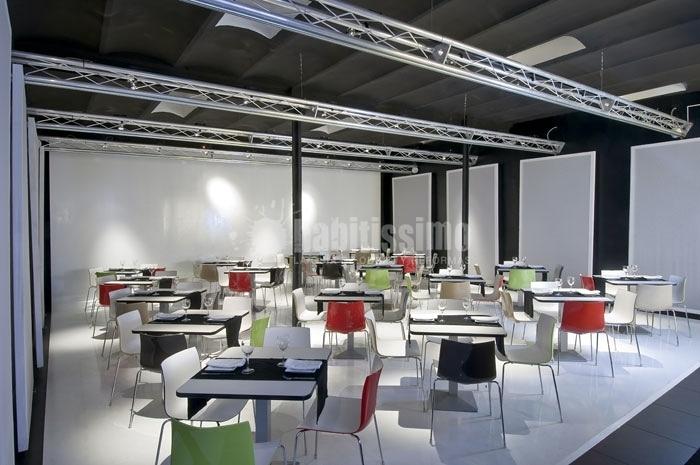 Reforma e interiorismo restaurante