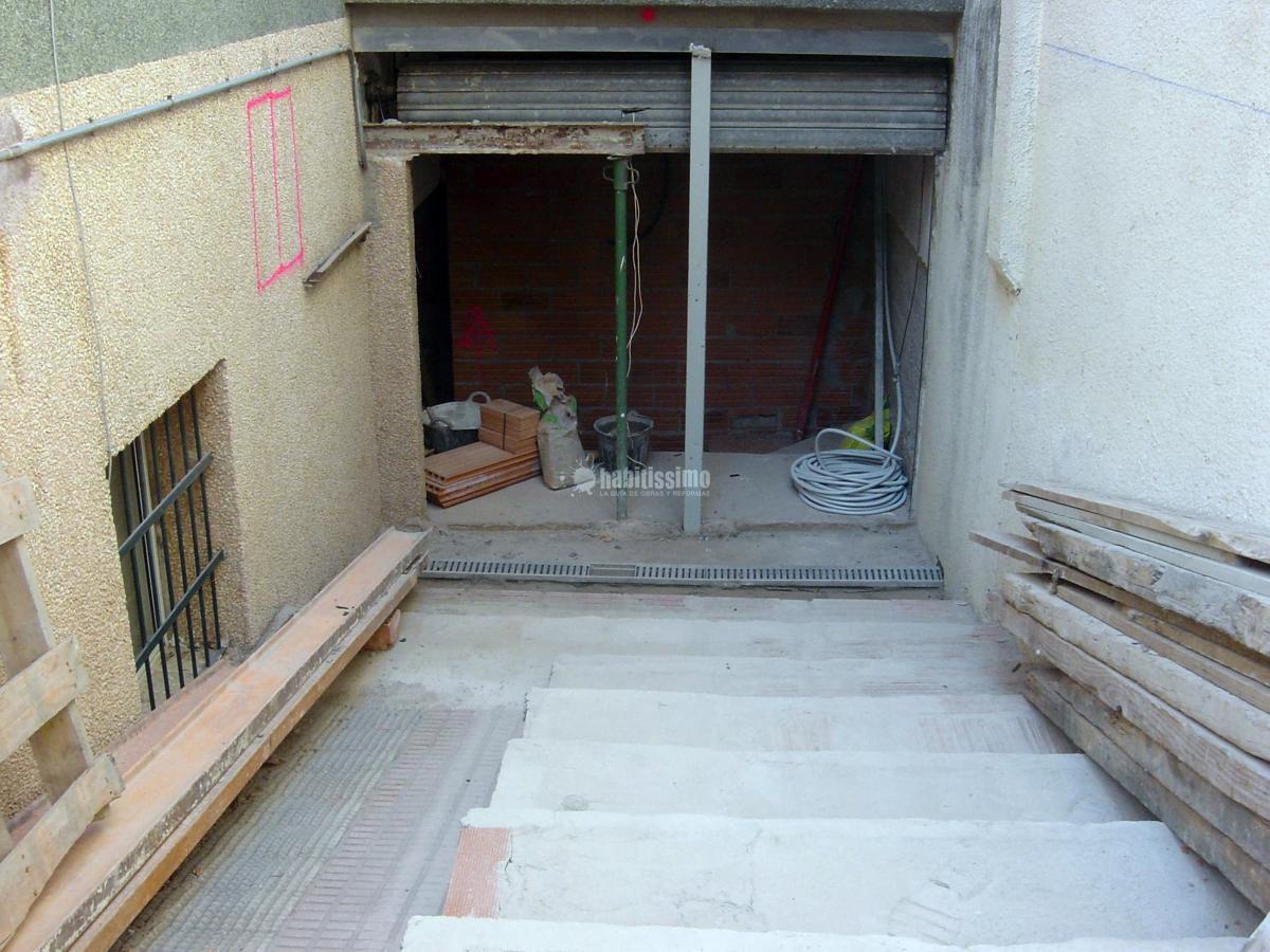 De garaje a vivienda ideas reformas viviendas for Garaje de ideas