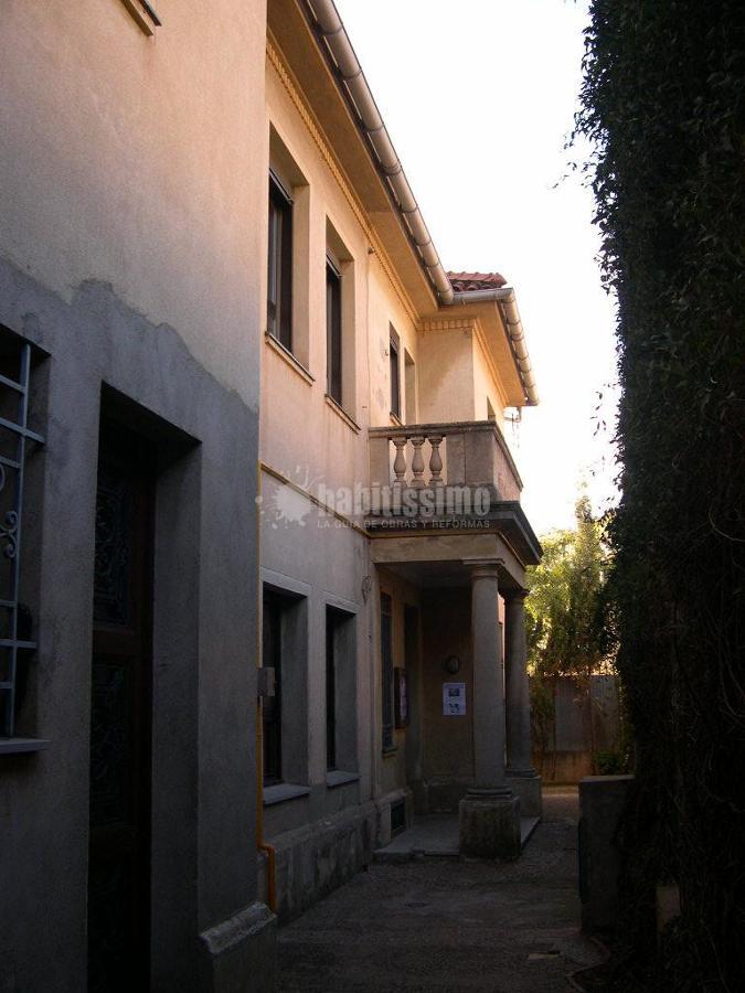 Fachada casa antigua (escuela)