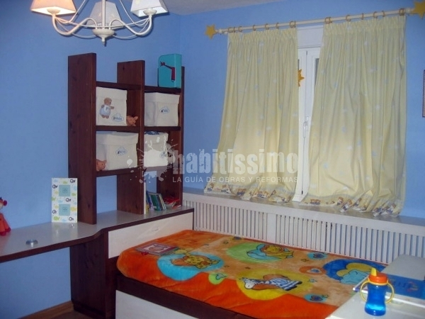 Dormitorio infantil a medida