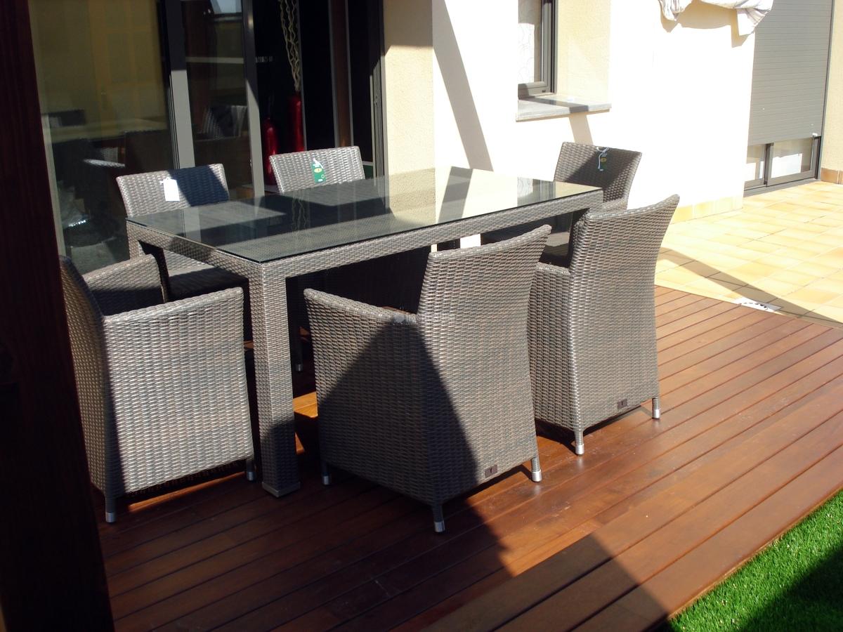 Mobiliario de jard n proyectos muebles - Muebles de jardin en barcelona ...