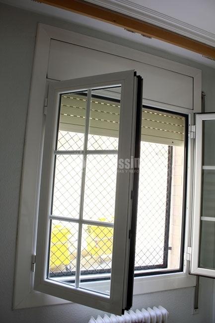 ventana batiente de aluminio ideas carpinteros