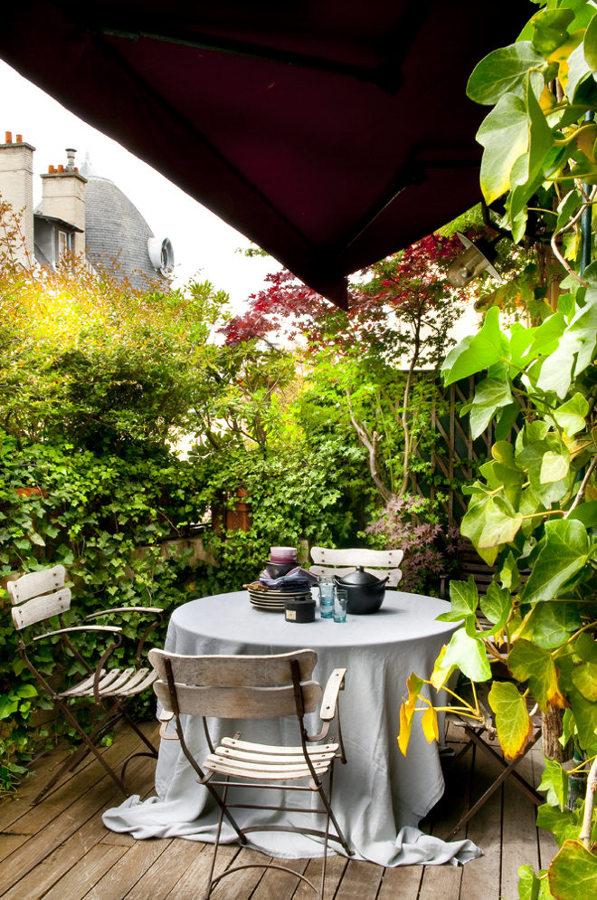 plantas en terrazas