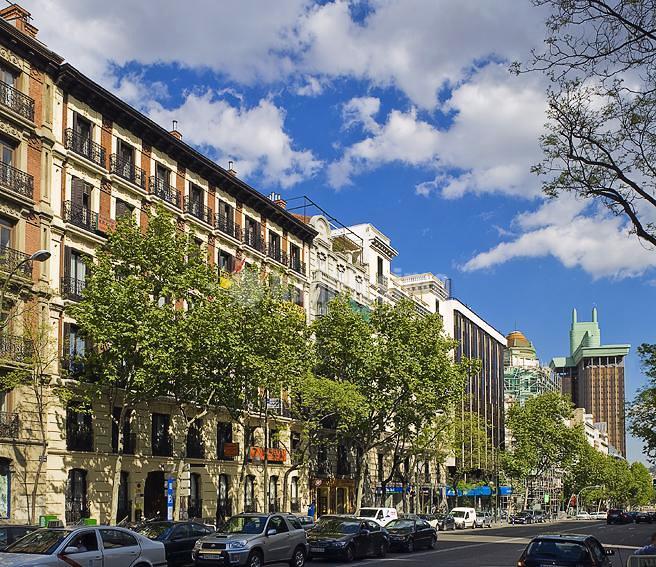 Hotel boutique en edificio histórico