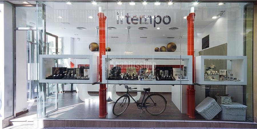 Nueva tienda para Il Tempo, Sevilla