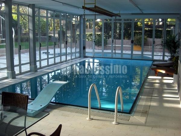 Piscina barcelona ideas construcci n piscinas - Construccion piscinas barcelona ...