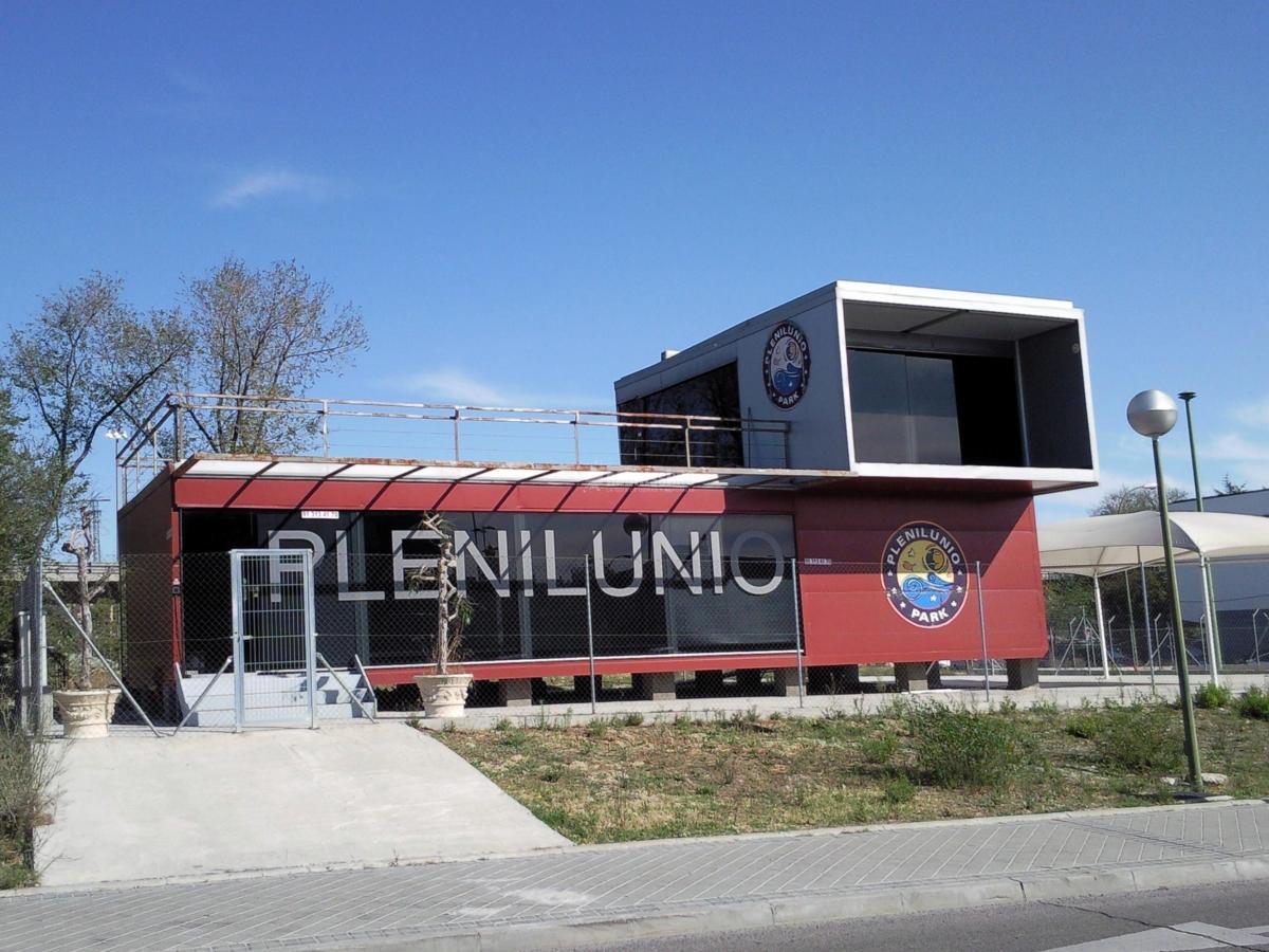 Foto oficina de ventas plenilunio de casas prefabricadas - Casas prefabricadas vizcaya ...