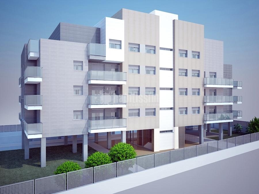 18 Viviendas Residencial Lledó 3 Castellón