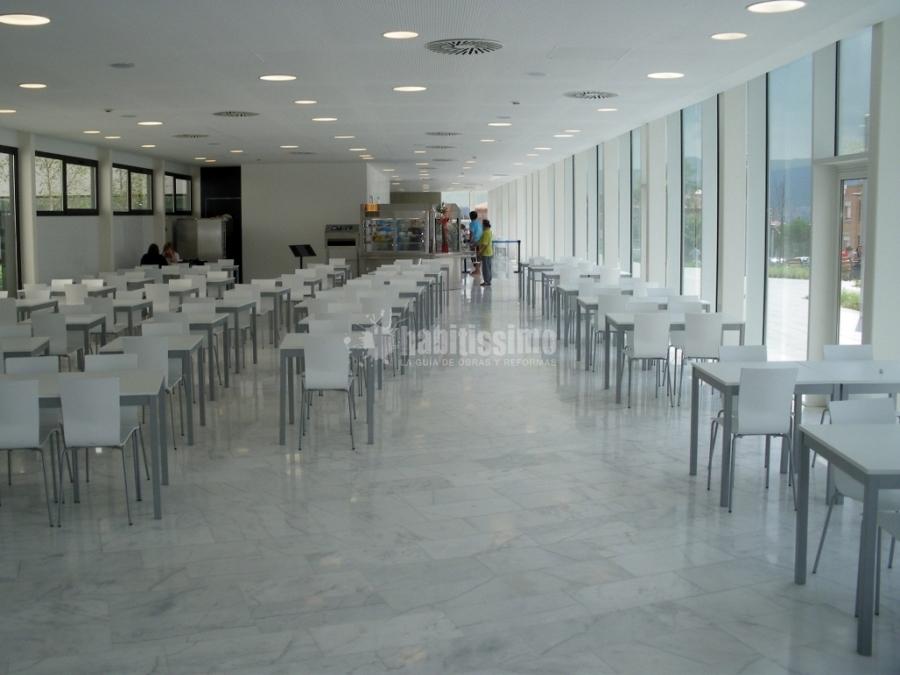 Adequació D'Espai Al Nou Hospital De Mollet Per A Ubicació De Cuina I Cafeteria