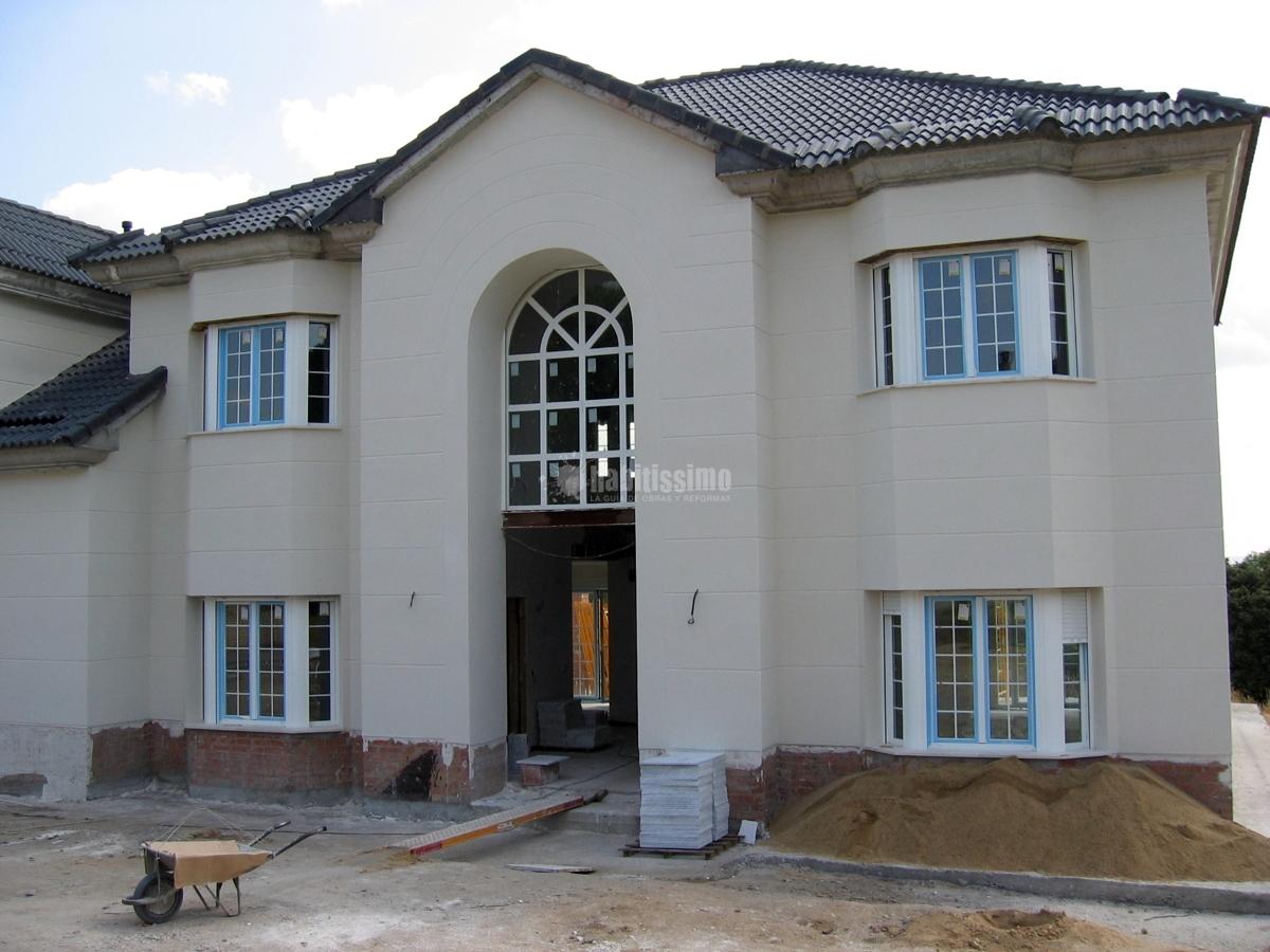 Construcción De Chalet