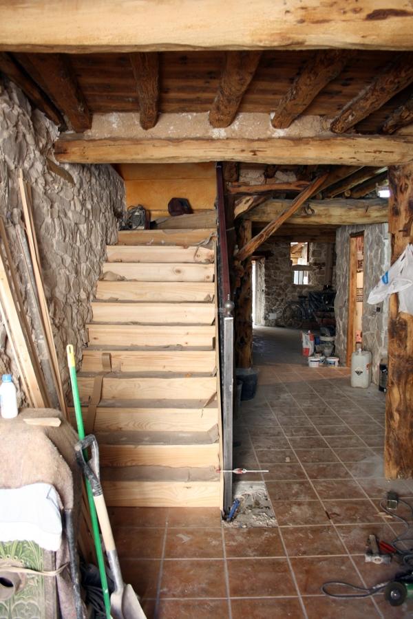 Foto restauraci n de vivienda en castillejo de robledo - Arquitectos en soria ...