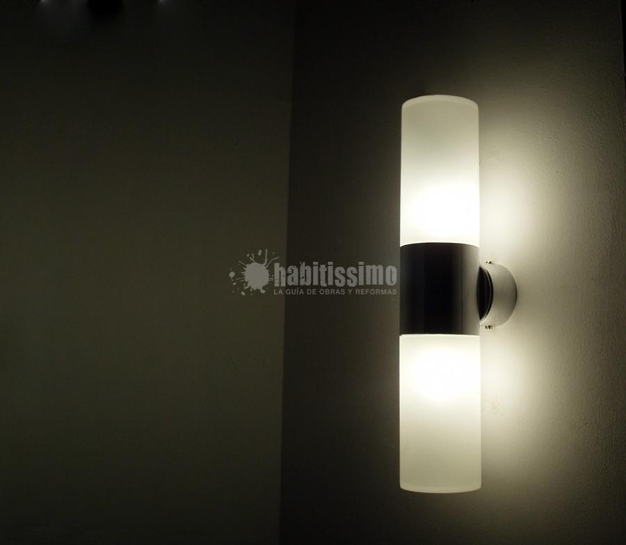 Luminarias Hotel a Prueba Salinidad