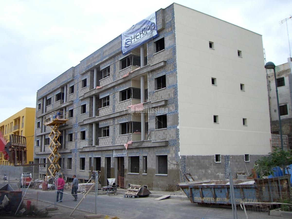 Recubrimiento impermeabilizaci n y decoraci n de fachadas en gran canaria ideas - Recubrimientos de fachadas ...