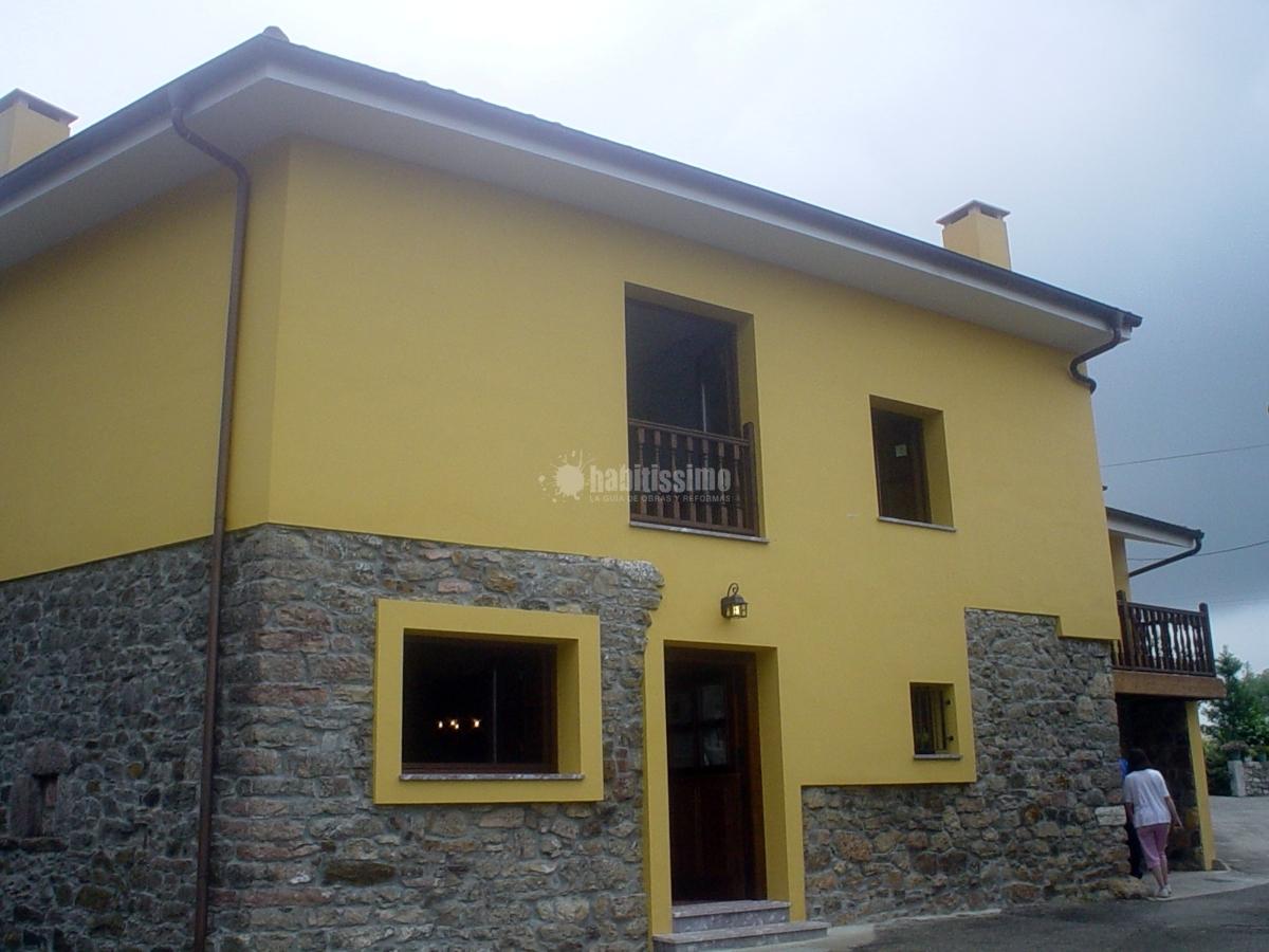 Rehabilitaci n de casa en oviedo proyectos restauraci n - Rehabilitacion de casas antiguas ...