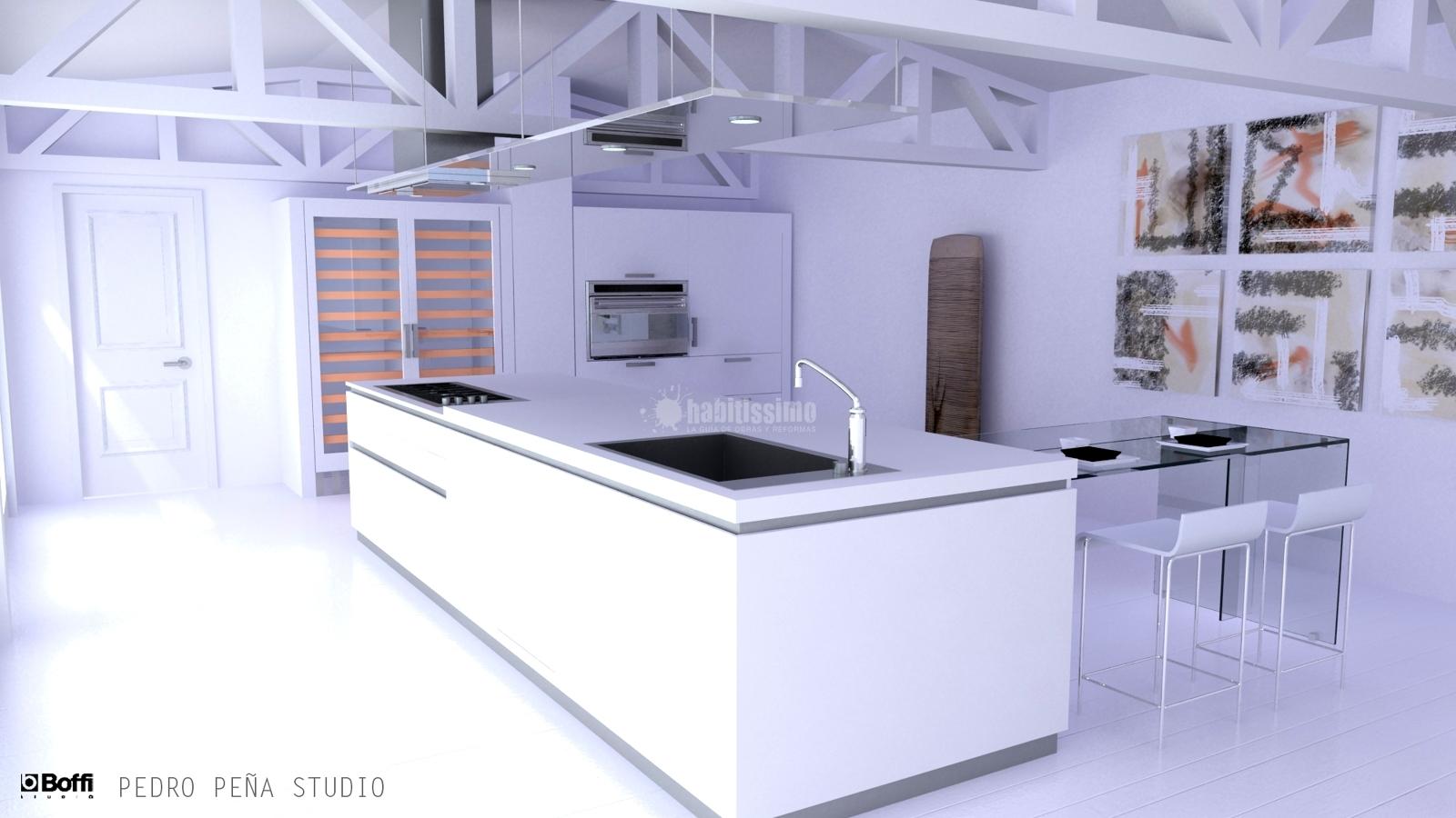Infograf a cocinas boffi studio marbella ideas for Cocinas marbella