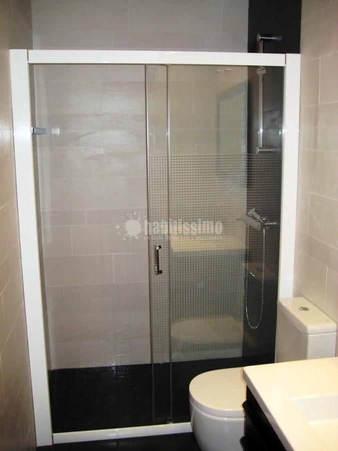 Reforma Baño Banera Por Ducha:Reforma De Baño, Cambiando Bañera Por Plato De Ducha