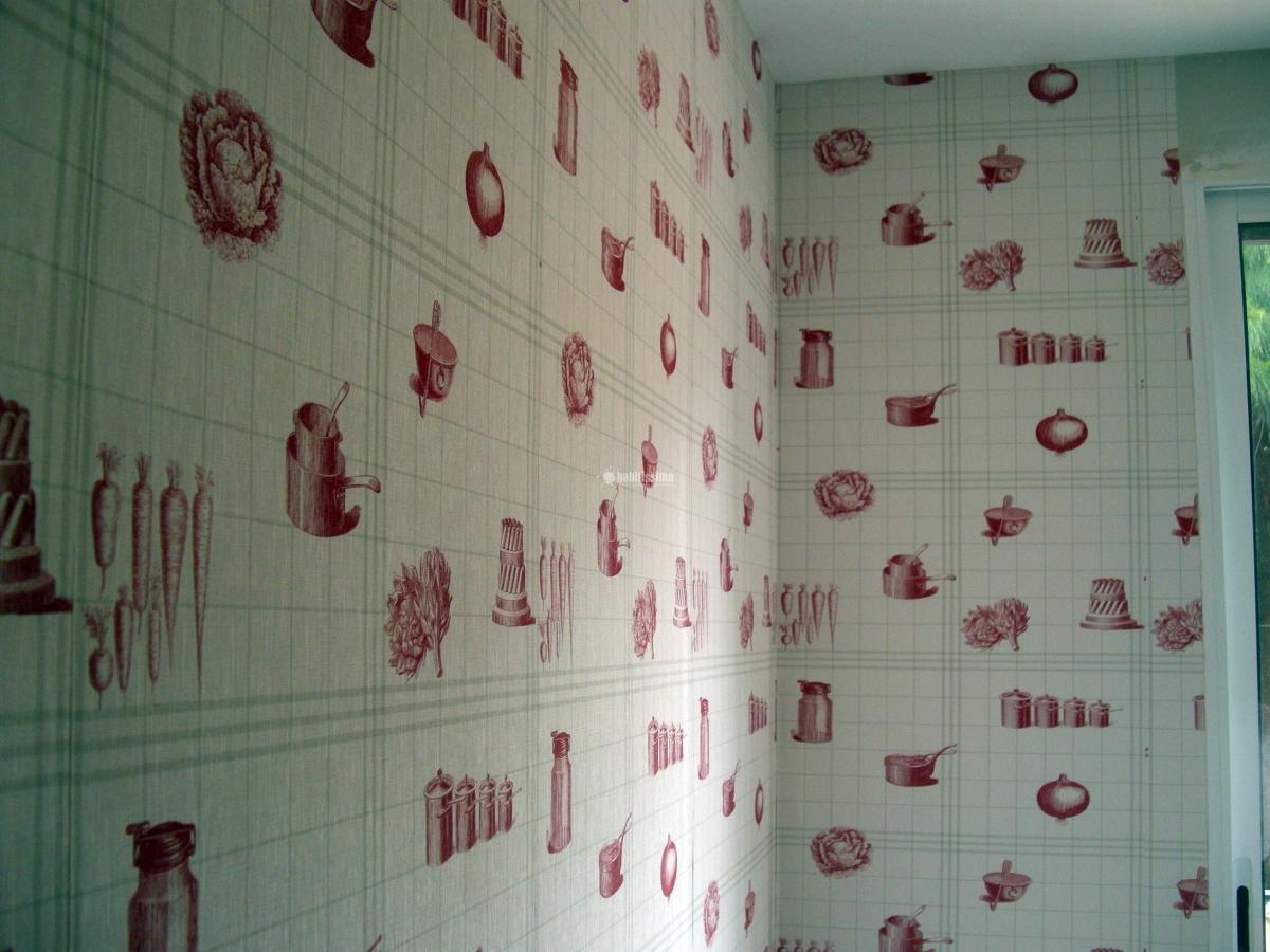 Papel pintado ideas reformas viviendas - Ideas papel pintado ...