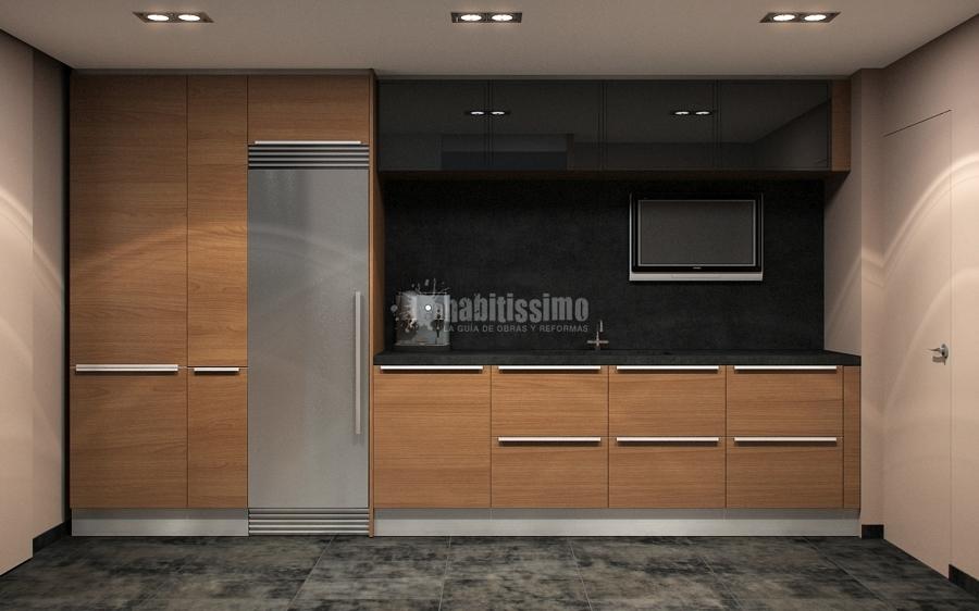 Foto reforma cocina de disseny d 39 interiors 116025 - Reformas cocinas sevilla ...