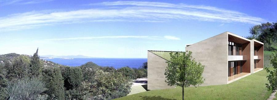Edificios de Viviendas en Begur