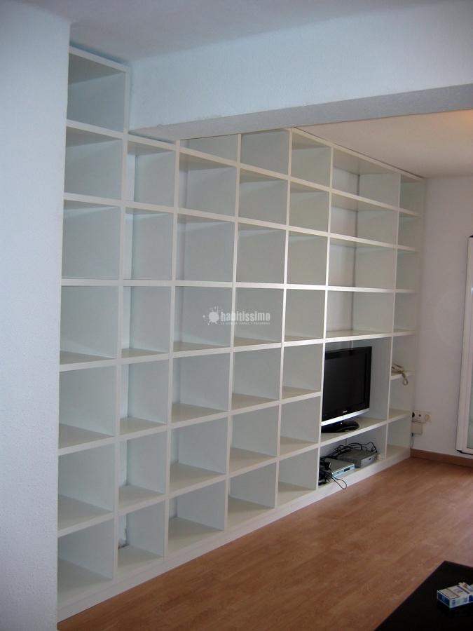 Dise o de estanter a ideas decoradores - Estanterias de diseno para libros ...