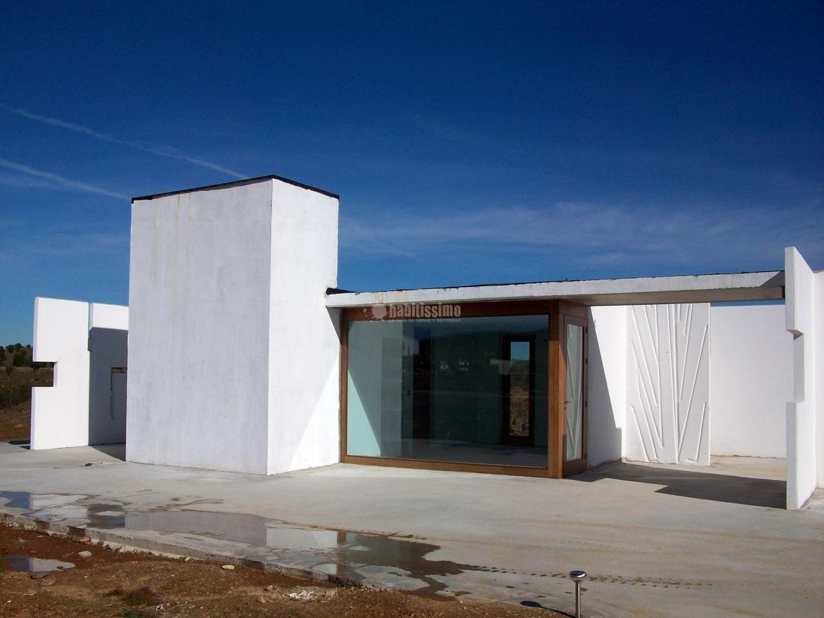 Vivienda de dise o personalizado ideas construcci n casas for Diseno de construccion de casas