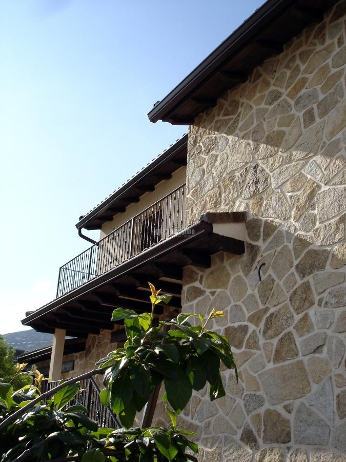 Vivienda unifamiliar en navalmoral de la sierra en vila - Arquitectos en avila ...