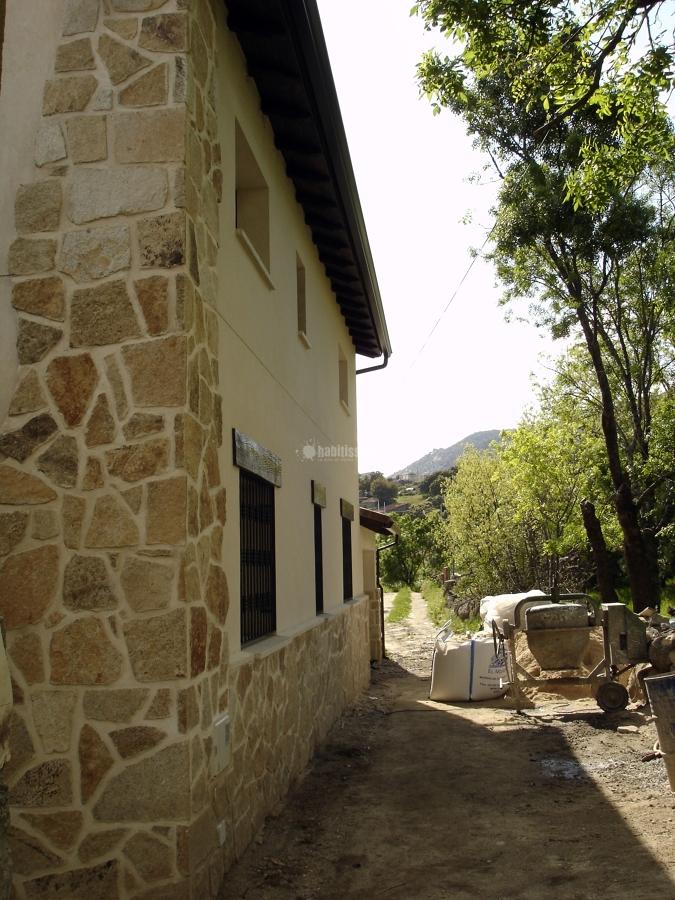 Vivienda Unifamiliar En Navalmoral De La Sierra, En Ávila