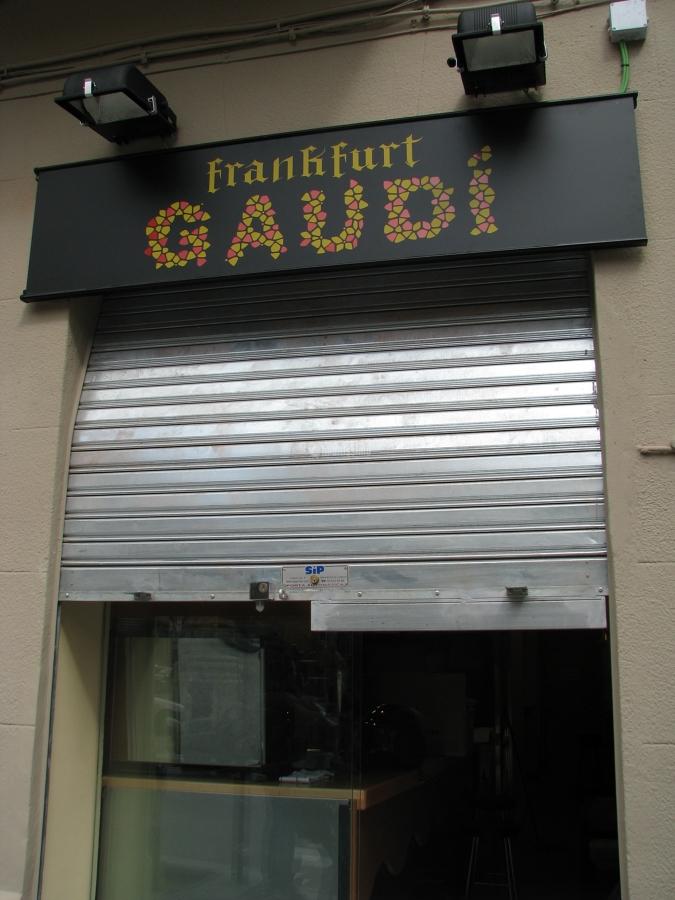 Reforma Integral Frankfurt Gaudí