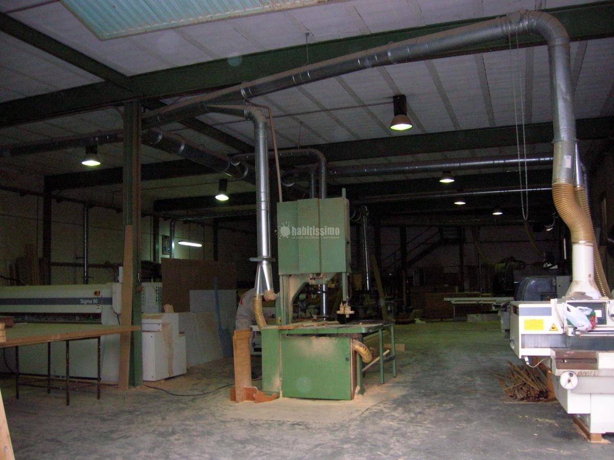 Proyecto de Adecuación y Apertura de Carpintería de Madera
