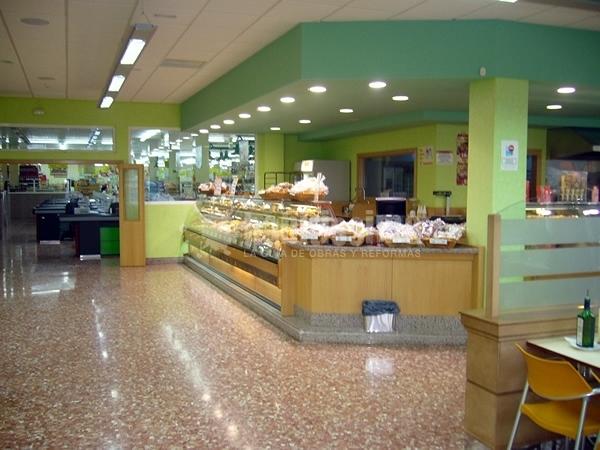 Proyecto de Adecuación y Apertura de Supermercado