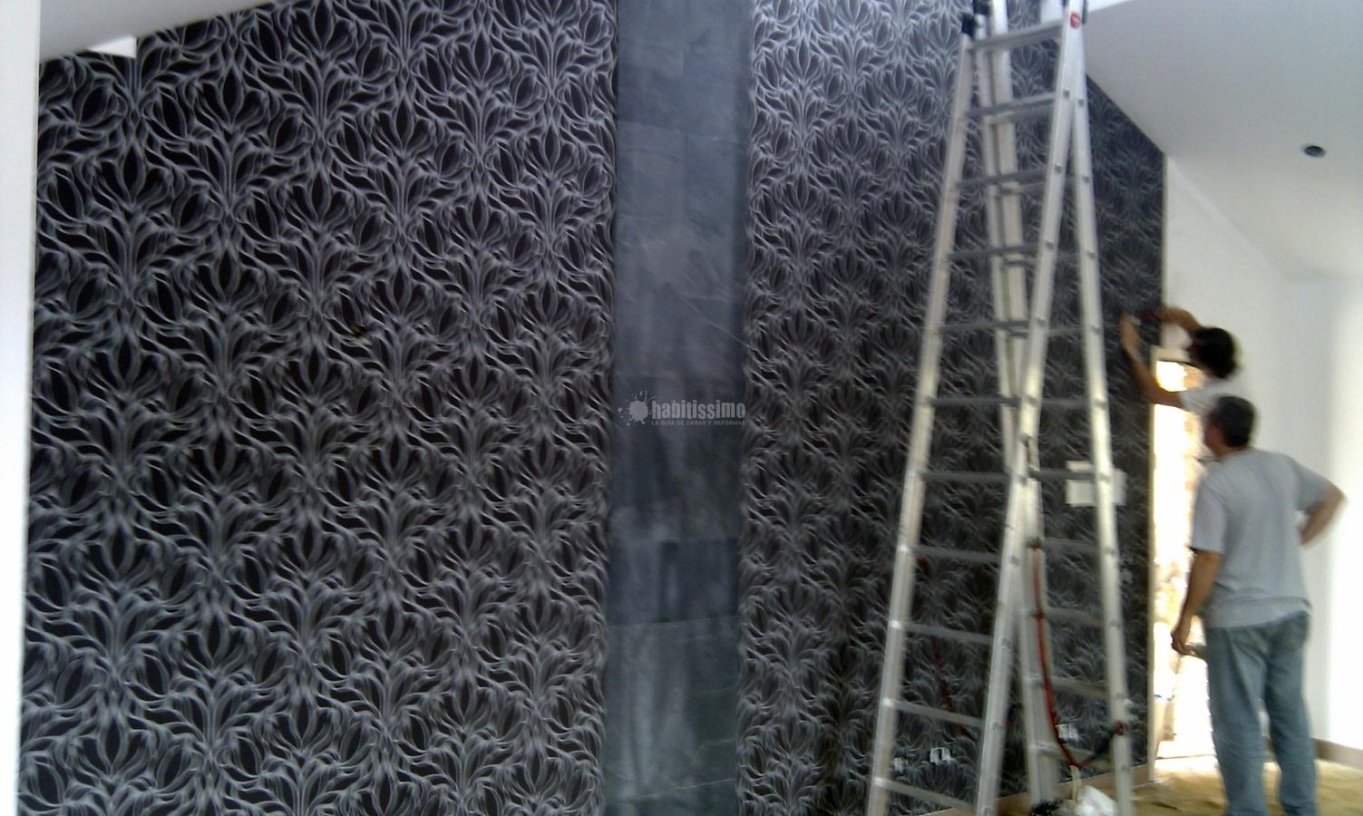 Empapelado de pared ideas pintores - Pintores de paredes ...