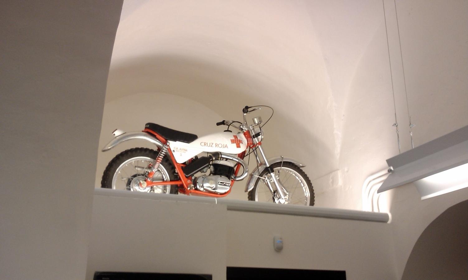 Museo de Motos de Barcelona