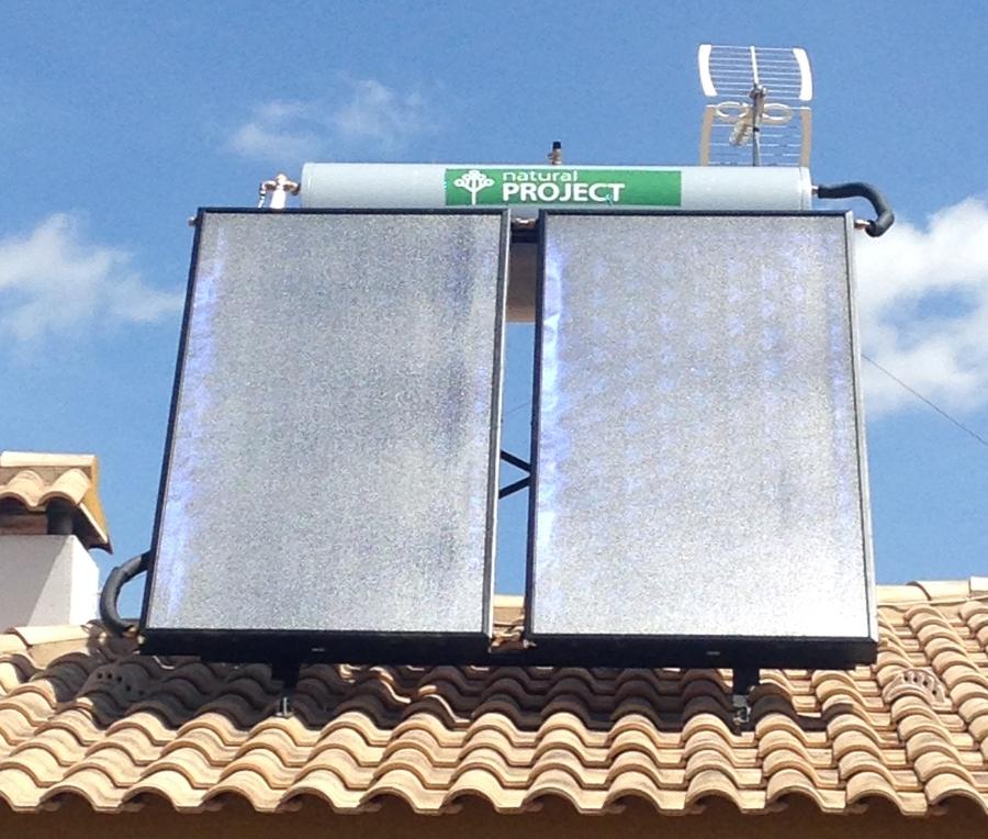 Placas solares para agua caliente ideas placas solares for Placas solares para calentar agua