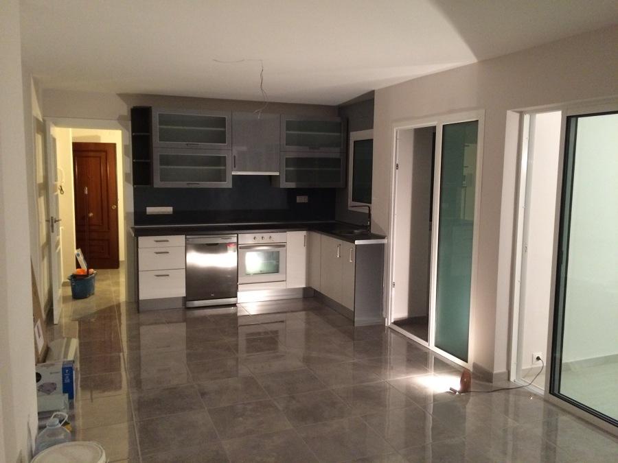 Reforma general de un piso de 100 m2 ideas reformas - Reforma piso 50 m2 ...