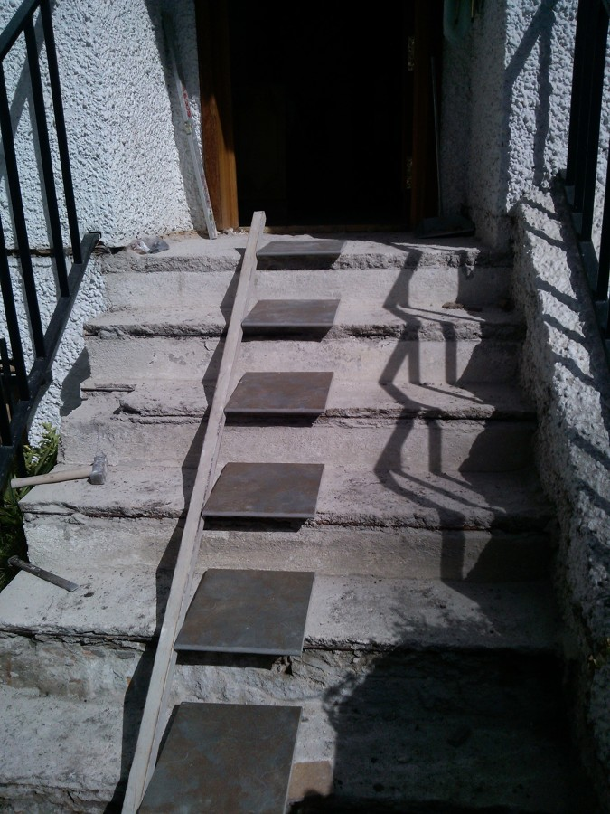 2_Escalera_Pozuelo de Alarcon