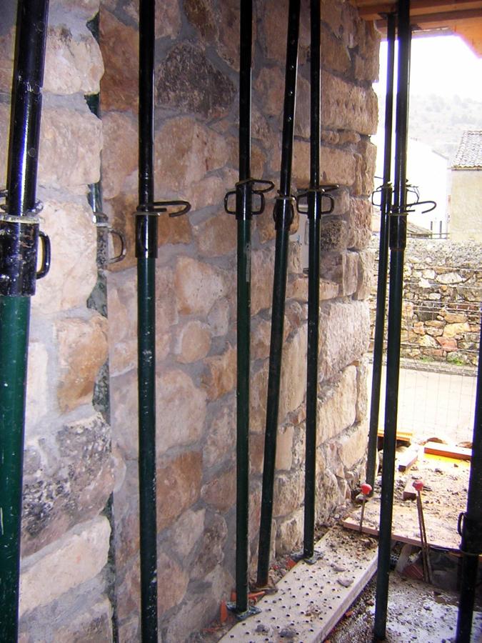2008 Construccion de vivienda entrada