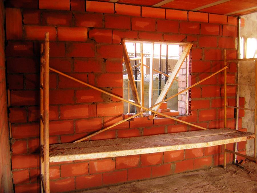 2008 Vivienda en construccion