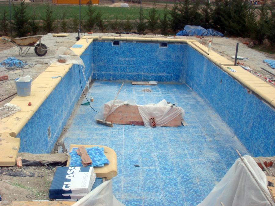 2012 piscina unifamiliar de 10 x4 ideas construcci n for Formas de piscinas