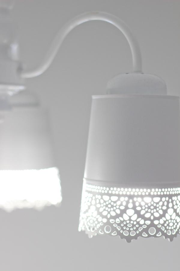 Los 19 mejores hacks de ikea ideas art culos decoraci n for Ikea lamparas de pared