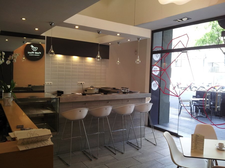 De Restaurante Convencional A Moderno Local De Comida
