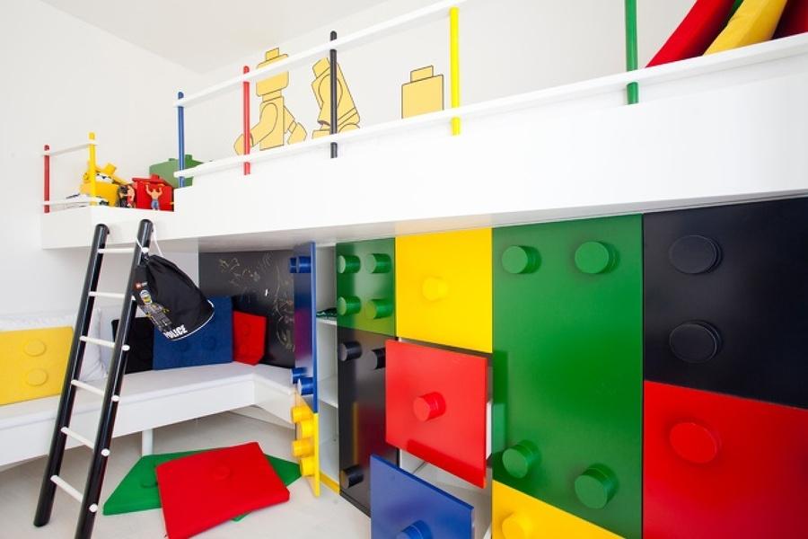 17 dormitorios con los que so ar n ni os y no tan ni os - Muebles infantiles barcelona ...